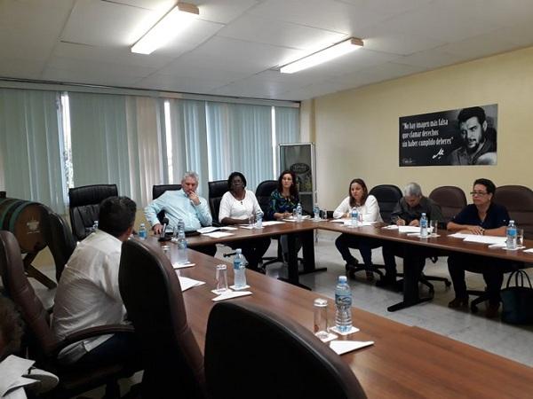 Realizan visita gubernamental a la provincia de Mayabeque