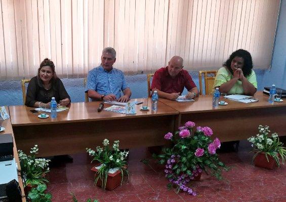 Realiza Consejo de Ministros visita gubernamental a Camagüey (+Tuit, fotos y post)