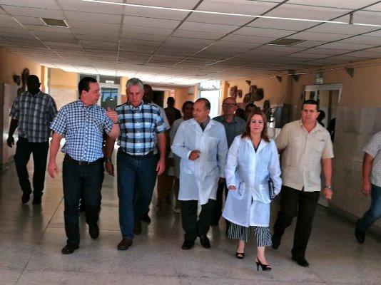 Continúa visita del Consejo de Ministros a provincia de Holguín