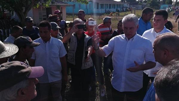 Realiza Consejo de Ministros visita de trabajo a Pinar del Río