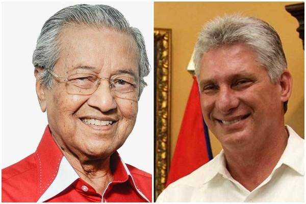 Presidente cubano felicita al recién electo Primer Ministro de Malasia
