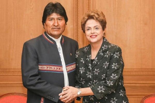 Bolivia y Brasil fortalecen relaciones bilaterales
