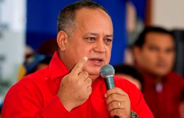 Presidente de Asamblea Constituyente denuncia complot sobre tema migratorio en Venezuela