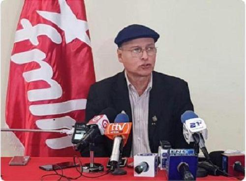 Elogia diputado salvadoreño humanismo de cooperantes cubanos de la Salud