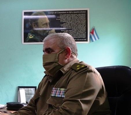 Hospital Militar de Camagüey con la misma entereza de casi un año para vencer al nuevo coronavirus (+ Audio)