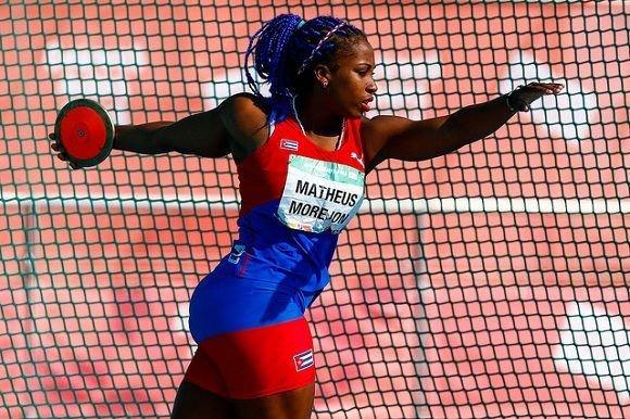 Primer oro y récord para Cuba en Campeonato Panamericano Juvenil de Atletismo