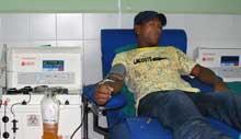 Camagüeyanos orgullosos de donar voluntariamente su sangre
