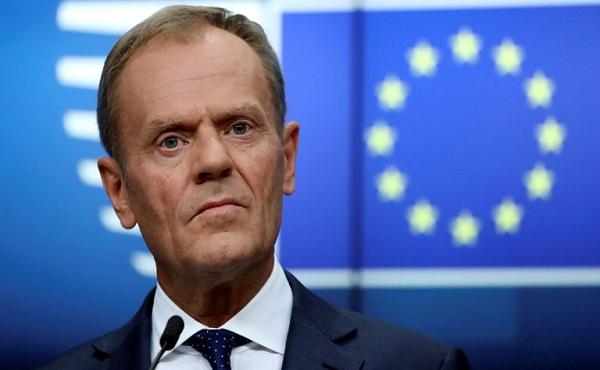 Donald Tusk, nuevo presidente del Partido Popular Europeo