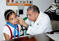 Continúa pesquisaje masivo de trastornos del oído en niños camagüeyanos