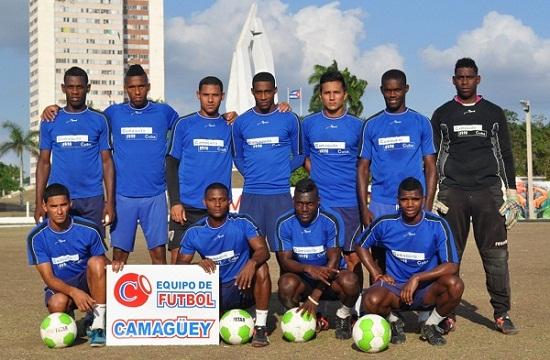 Realizan en Camagüey Campeonato Provincial Selectivo de Fútbol primera categoría