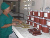 Industria conservera camagüeyana más cerca del consumidor