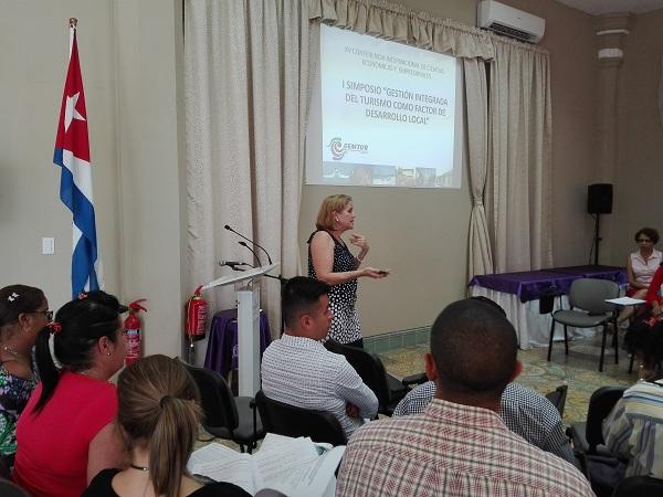 Desarrollo local y turismo sostenible en foro camagüeyano sobre Ciencias Económicas