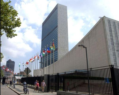 ONU llama a la voluntad transformadora en su aniversario 72