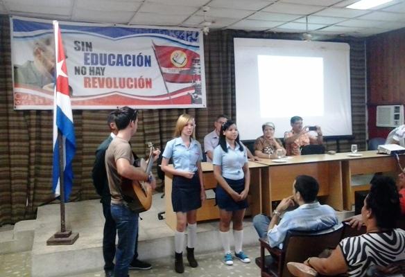La calidad de la enseñanza centra debate de delegados camagüeyanos