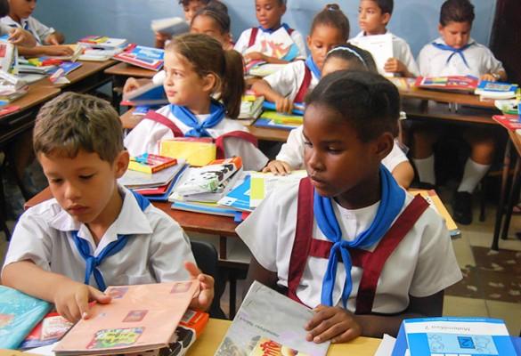 Celebran en Cuba Día Mundial de la Alfabetización