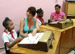 Cuba prepara encuentro mundial de educación especial