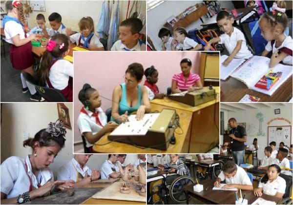 Consolidan en Camagüey logros de la Educación Especial