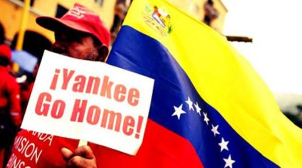Continúa en Venezuela condena a sanciones de EE.UU.