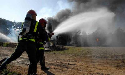 Camagüey se prepara para recibir la Jornada Nacional de Protección Contra Incendios