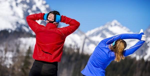 El invierno templado puede favorecer la práctica de ejercicios, según estudio