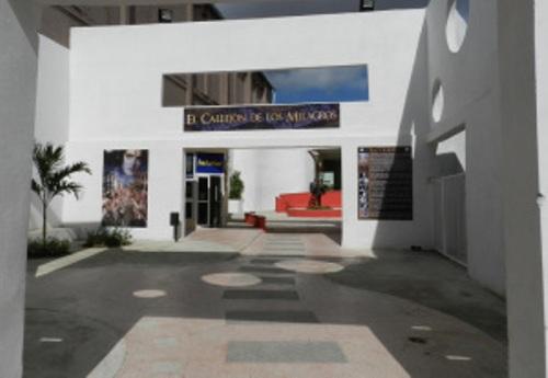 El Callejón de los Milagros a favor de la Cultura y la tecnología en Camagüey