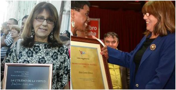 Fallece la relevante historiadora camagüeyana Elda Cento Gómez (+ Post)