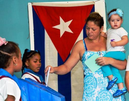 Seis millones de cubanos ratifican su compromiso con el futuro