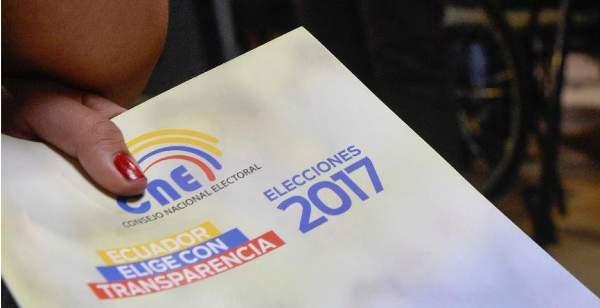 Instancia electoral ofrece detalles técnicos sobre segunda vuelta de comicios en Ecuador