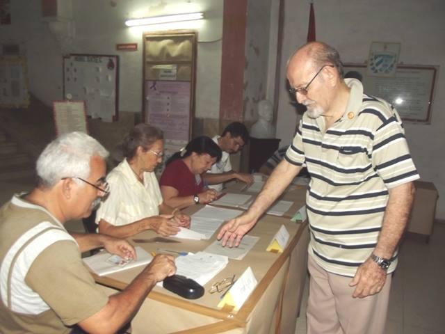 Elecciones en Santa Cruz del Sur transcurren con normalidad (+Audio)