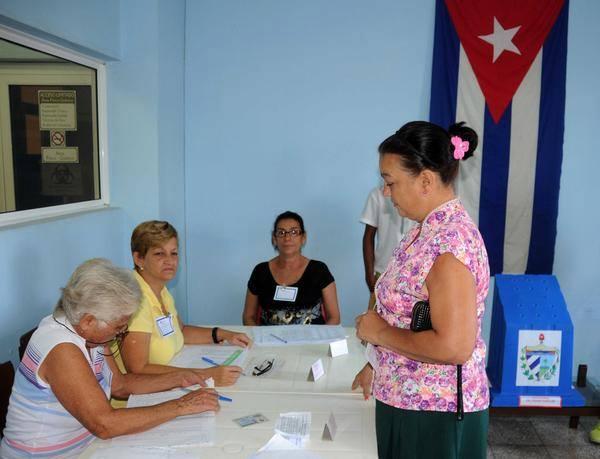 En Camagüey votó casi el 89 % de los electores