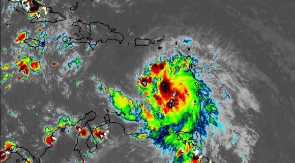 Nueve provincias dominicanas están en máxima alerta ante huracán Elsa