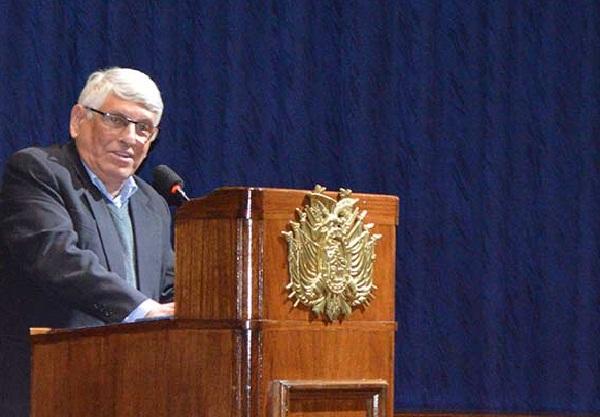 Resalta embajador de Cuba en Bolivia legado de Fidel Castro para la Humanidad