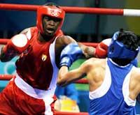 Triunfan cubanos en prepanameriano de boxeo