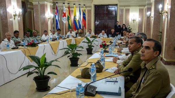 Debaten en Cuba sobre Derecho Internacional Humanitario