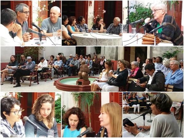 Jornada de homenajes en cierre del Encuentro de escritores camagüeyanos