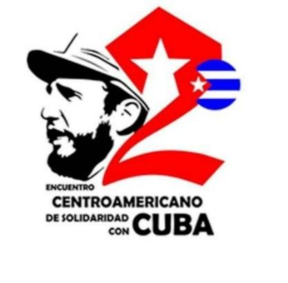 Renovada solidaridad con Cuba desde Encuentro Centroamericano