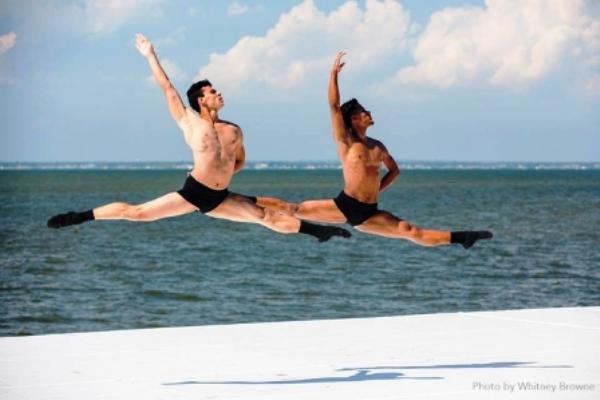 Camagüeyano Ballet Contemporáneo Endedans actuará en Ciego de Ávila