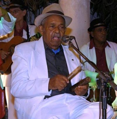Falleció Nené Álvarez, cantante sonero profesional más longevo de Cuba