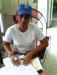 Jóvenes camagüeyanos cuentan de casa en casa