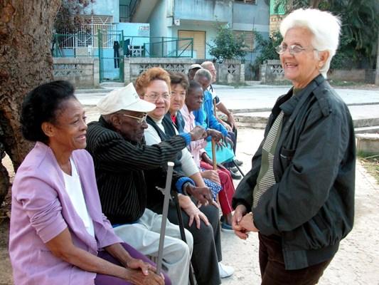 Cuba por ordenamiento territorial y urbanístico que favorezca a sus ancianos