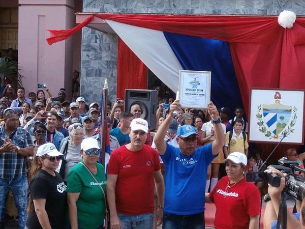 Abrazó afición del municipio de Florida al equipo de Béisbol de Camagüey (+ Post y Fotos)