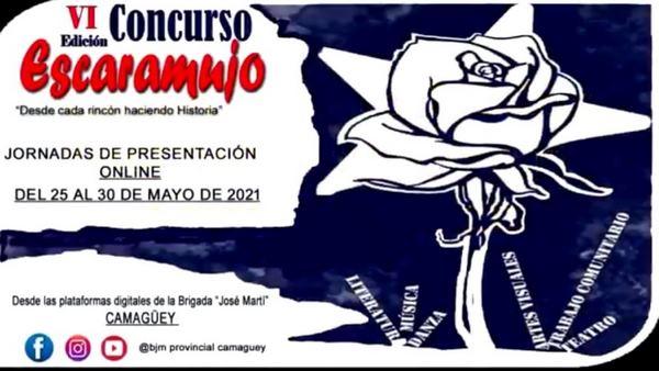 Instructores de Arte de Camagüey participan en el Concurso Escaramujo