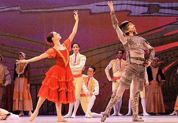 Ballet Nacional de Cuba dedica Don Quijote al nuevo año de la Revolución