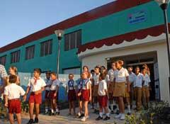 Cuba: Benefician reparaciones a más de dos mil escuelas