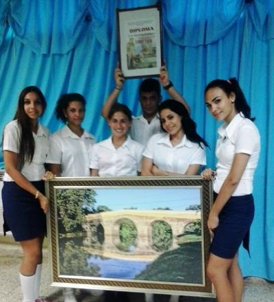Premio a la dedicación compartida de estudiantes camagüeyanos (+ Audio)