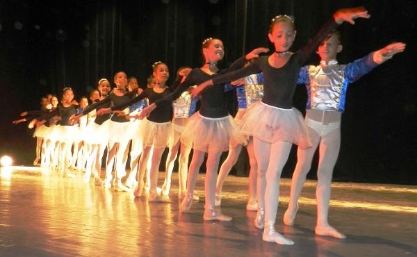 De festival, estudiantes de la enseñanza artística en Camagüey
