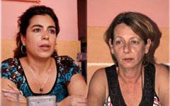 Departen esposas de Héroes con becarios extranjeros en Camagüey