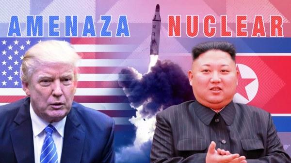 Se alistan Fuerzas Armadas de EE.UU. tras anular acuerdo con Corea del Norte