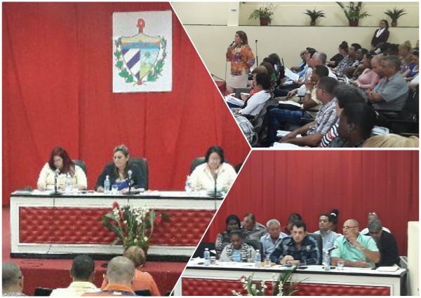 Atención a la población y economía en agenda de Asamblea camagüeyana de Gobierno
