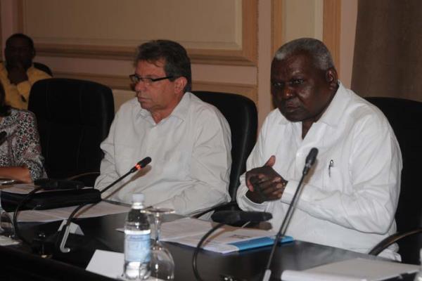 Reafirman diputados cubanos nulidad jurídica de Ley Helms-Burton